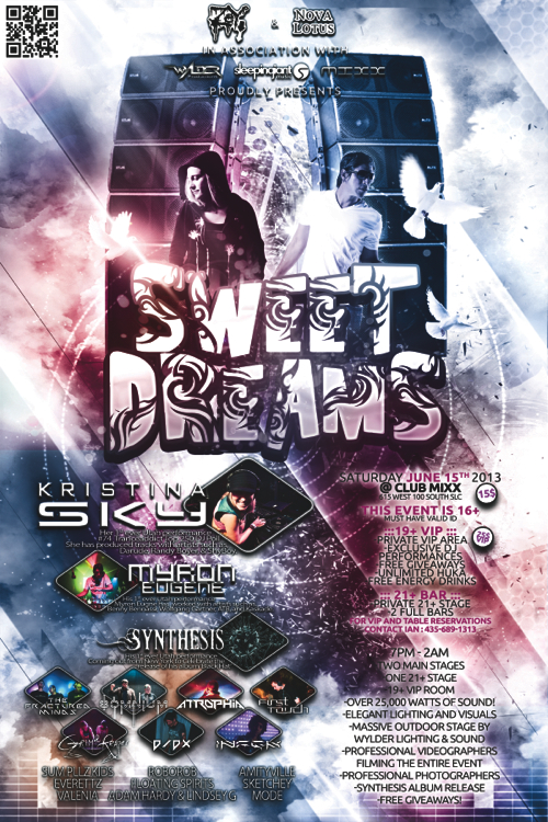 Sweet Dreams Poster_500
