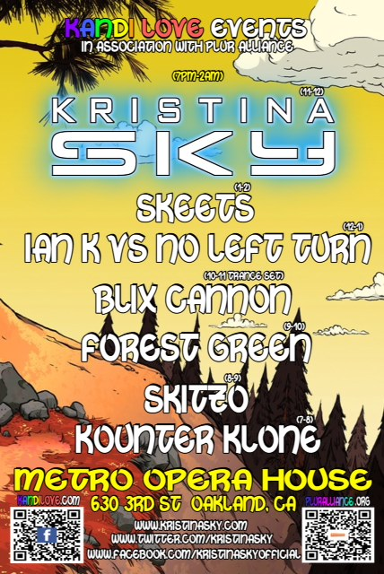 so stoked flyer