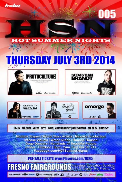ksky-fresno-hot-summer-nights-flyer