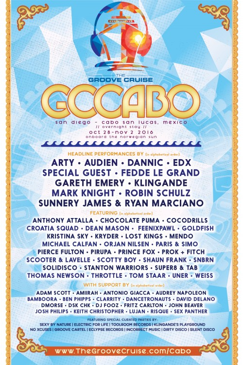 10-28-16 GC Cabo Lineup Final Poster